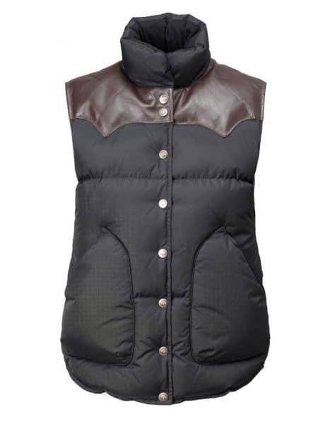 2001 W's Original Down Vest color Black